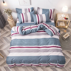 Queen King Size Bedding (Duvet) Sets Bed Sheet Bedding Set