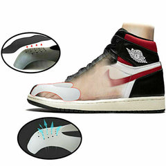 Anti Crease Wrinkled Fold Shoe Support Shoes Shields for Sneaker