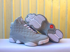 Jordan 13 GS Wolf Grey Men's/Women's custom