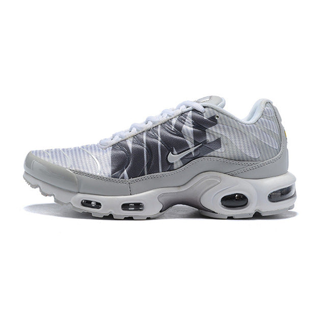 Nike Air Max Plus TN SE None-Slip Men's Running Shoes Gray