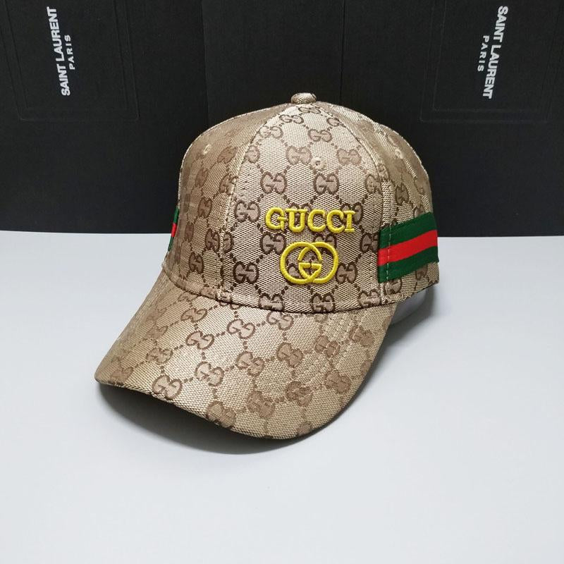 Designer Gucci hats Unisex Women /Men Baseball Adjustable cap embroidery LOGO