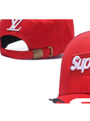 (7 colors) New LV Fashion Designer High Quality Men/Women's Baseball Cap
