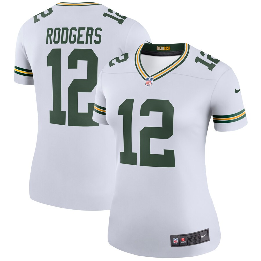 Aaron Rodgers Green Bay Packers NFL Jersey