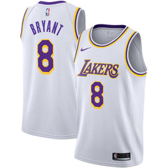 Kobe Bryant NBA Jersey - supports Kobe's charities