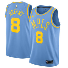 Kobe Bryant #8 LA Lakers MPLS Edition Jersey - supports Kobe's charities