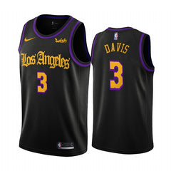 Anthony Davis Los Angeles Lakers Jersey