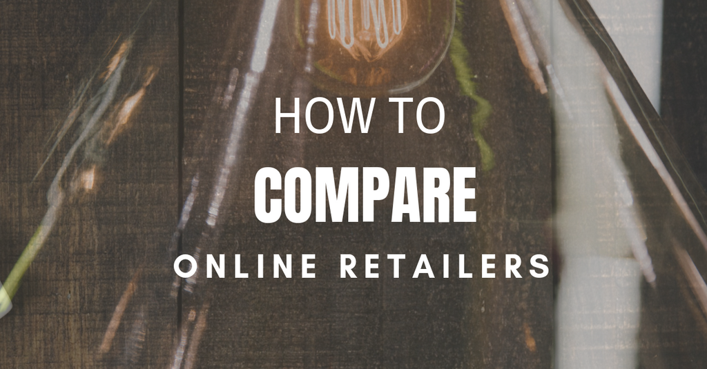 How to Compare Online Retailers | Ecommerce Expert