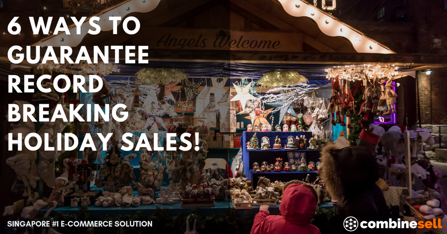 6 Ways To Guarantee Record Breaking Holiday Sales! | Ecommerce Expert