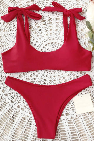 3685fa5721 Red Bikini - Two Piece Swimsuit & One Piece Bathing Suits – Page 2 ...