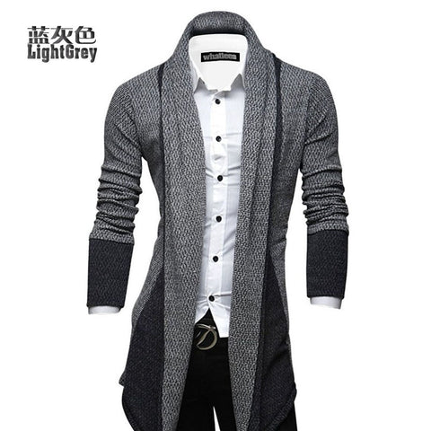 Men's casual cardigan  M0115