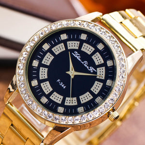 Unisex Watches Quartz Trendy Wrist Watch Stainless Steel Watches