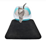Image of Double Layer Cat Litter Mat with Free Shovel