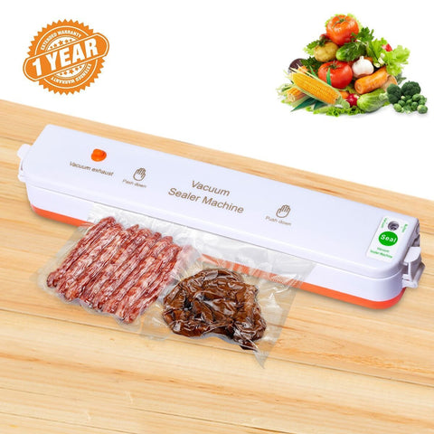 AMAZING Food Vacuum Sealer