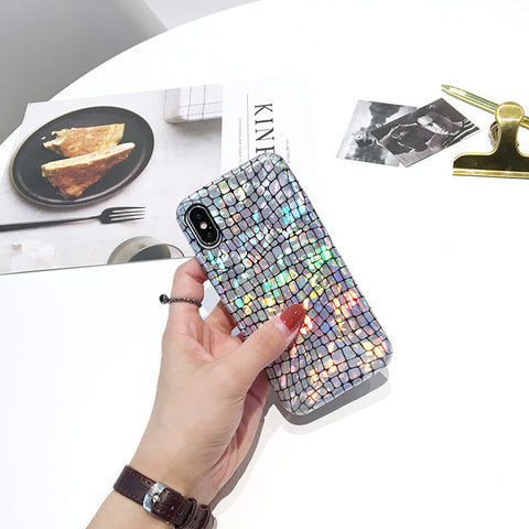 Glittery Beauty iPhone Case