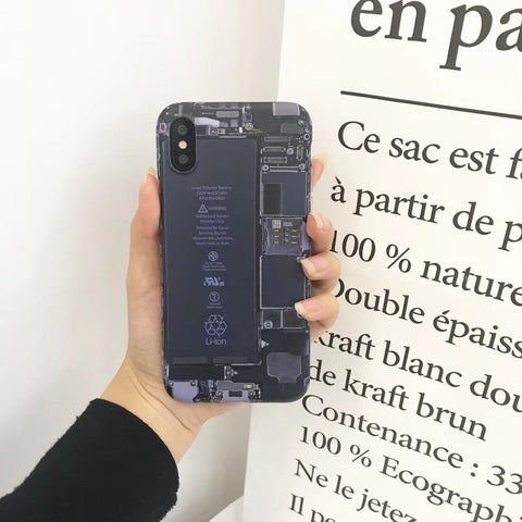 Circuit iPhone Case