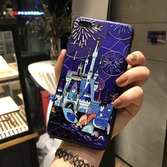 Magical island iPhone Case