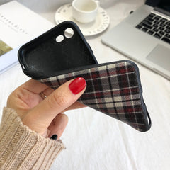Vintage Leather iPhone Case