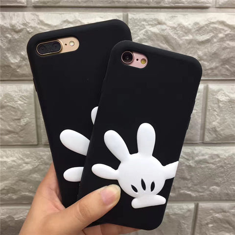 Mickey & Mini iPhone Case