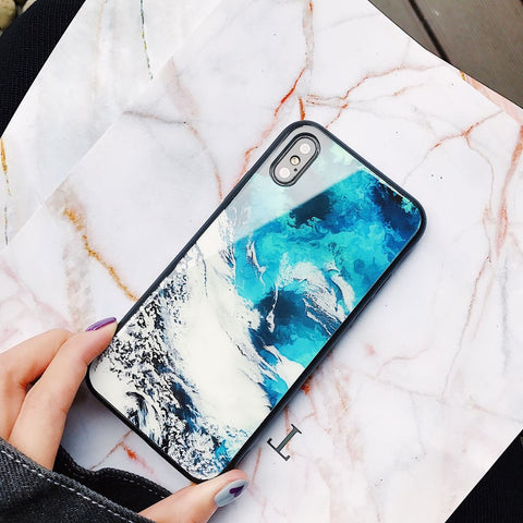Ocean Masterpiece Premium Edition Phone Cases for iPhone 8 Plus