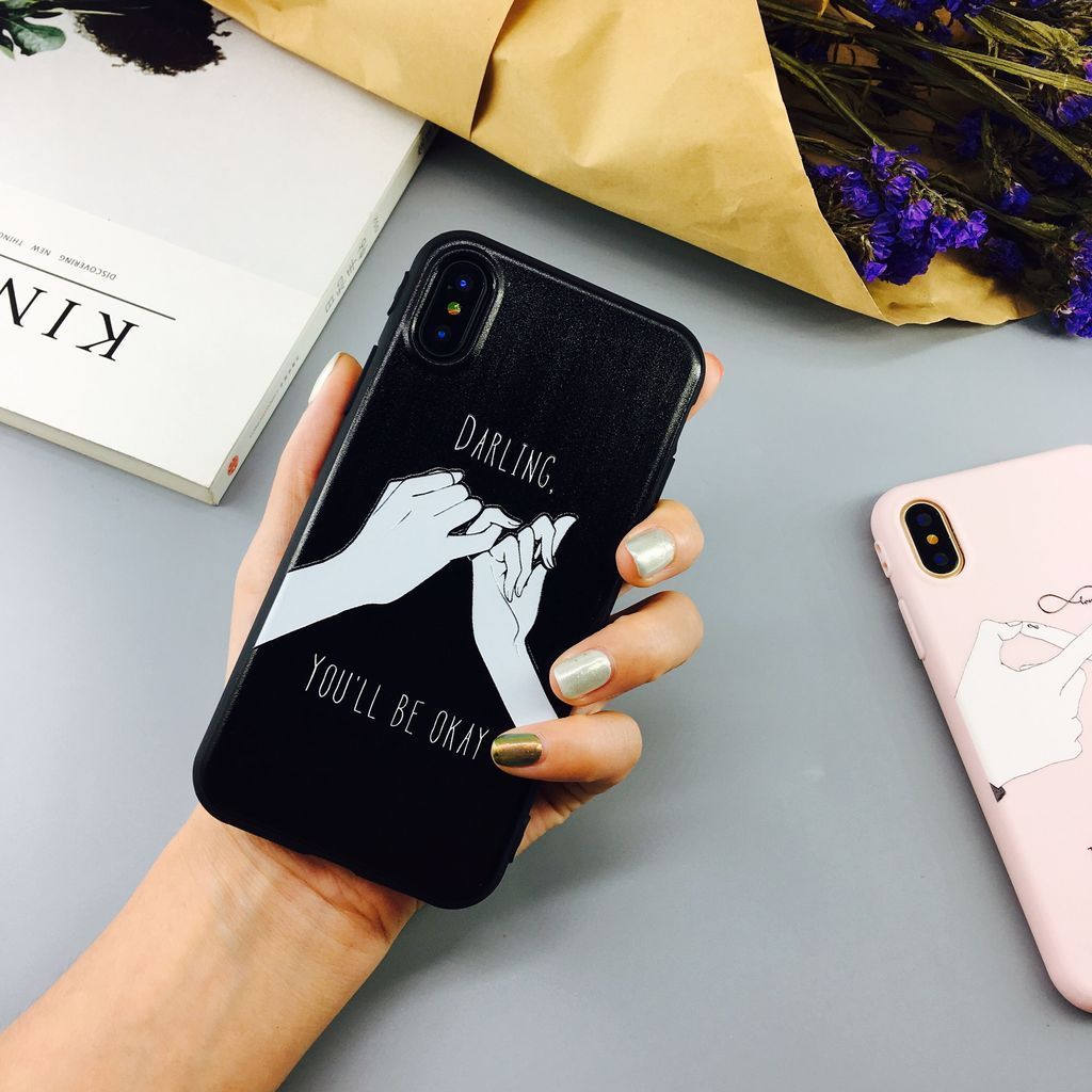 Stylish Solemn Vow iPhone Case iPhone 7