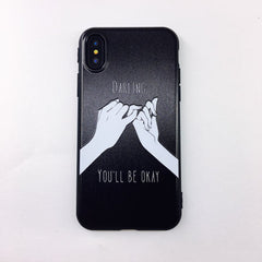 Stylish Solemn Vow iPhone Case iPhone 8