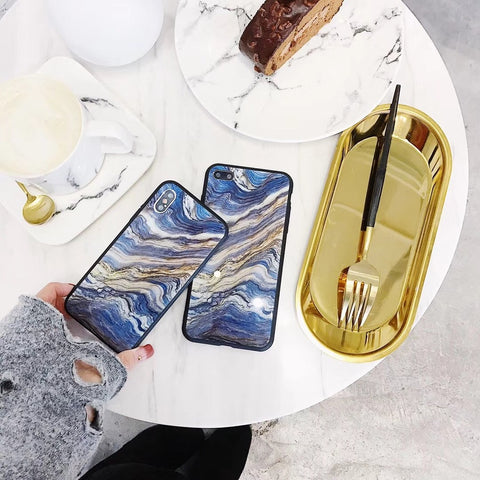 Acrylic Style iPhone Case