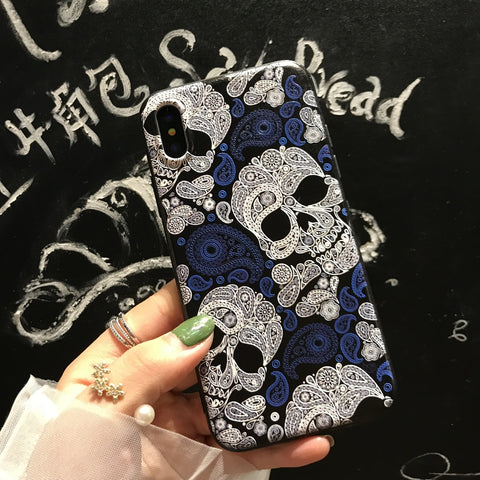 Skull Heads iPhone Case