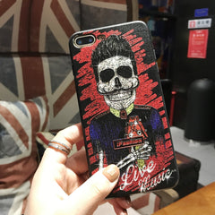 Live Music iPhone Case