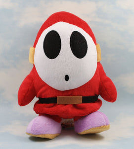 Shy Guy Super Mario Bros Plush Toys Soft Stuffed Keychain Plush Doll Baby Dolls