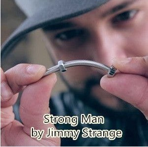 Strong Man  -Magic tricks