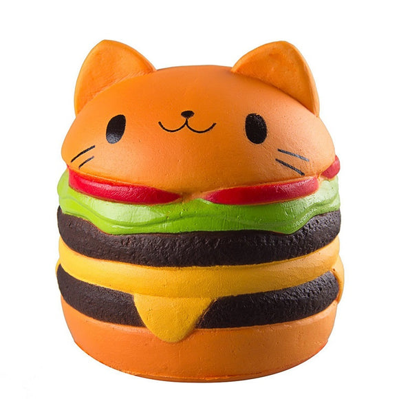 Squishy Toys Hamburger