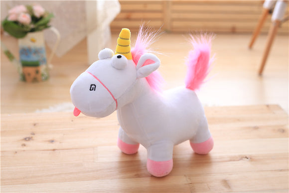 Pink unicorn plush toy 40 CM