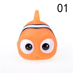 Finding Nemo Toys Kids Float Water Tub Rubber Bathroom