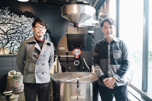Townsquare Coffee Roasters (福岡: 2017年9月 #クラスパートナーロースター