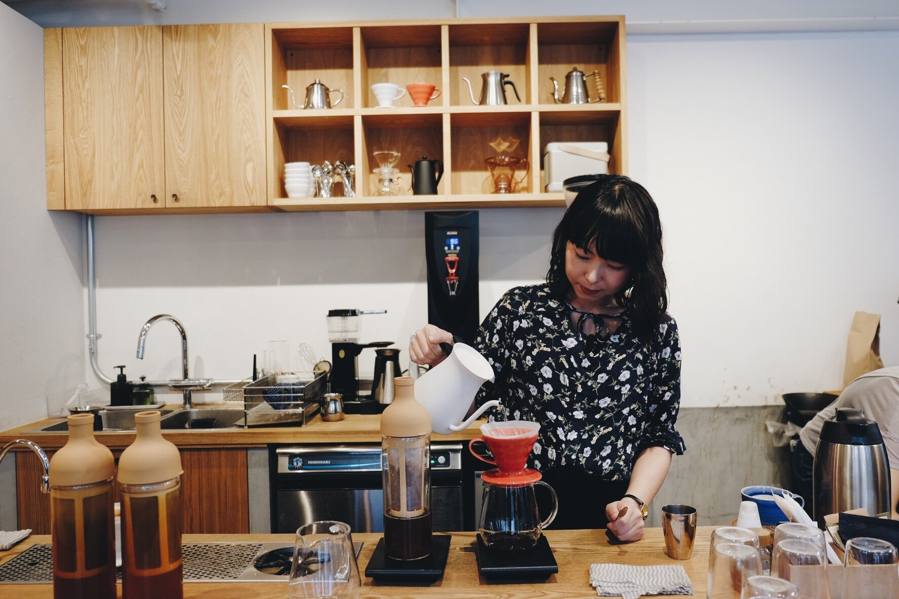 Meet Your Barista: Yumeka
