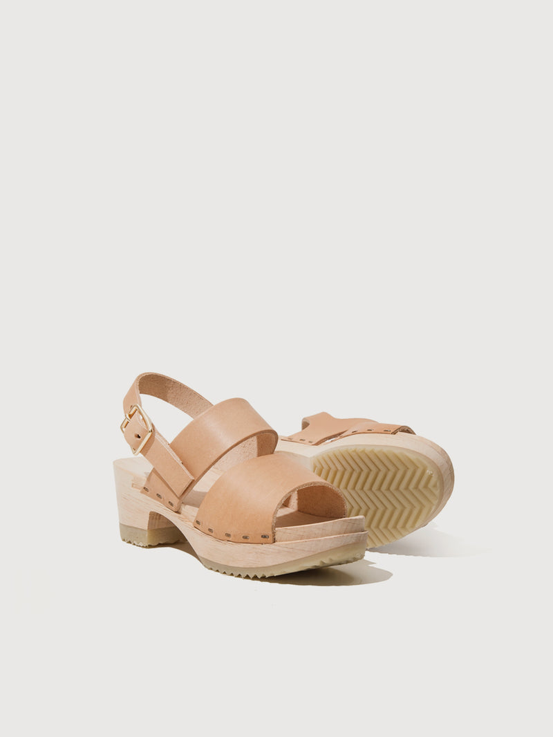 Kids Clog Natural - Size 1