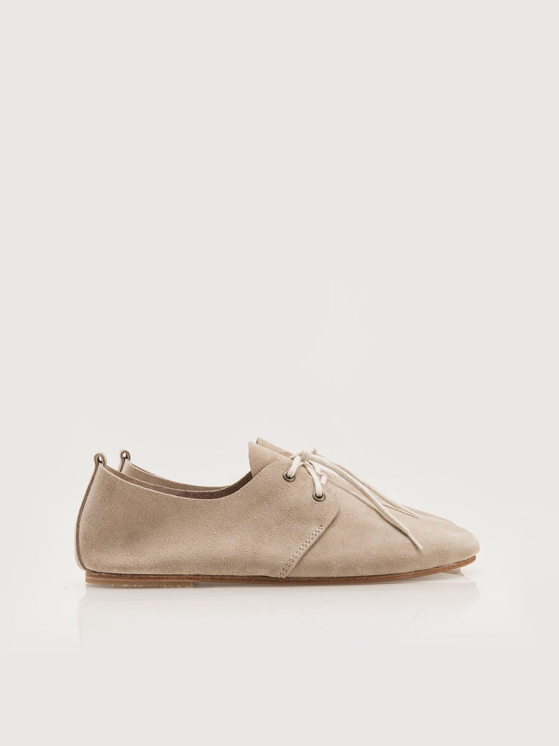 Oxfords Alabaster - Size 6