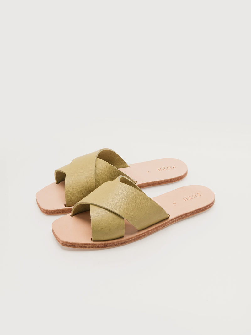 Lyle Sandal - Avocado