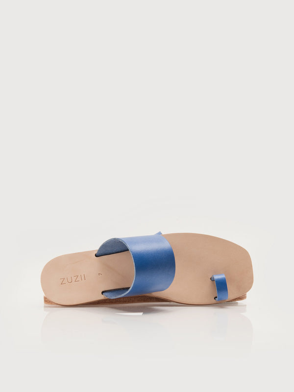 Lennox Sandals - Blue