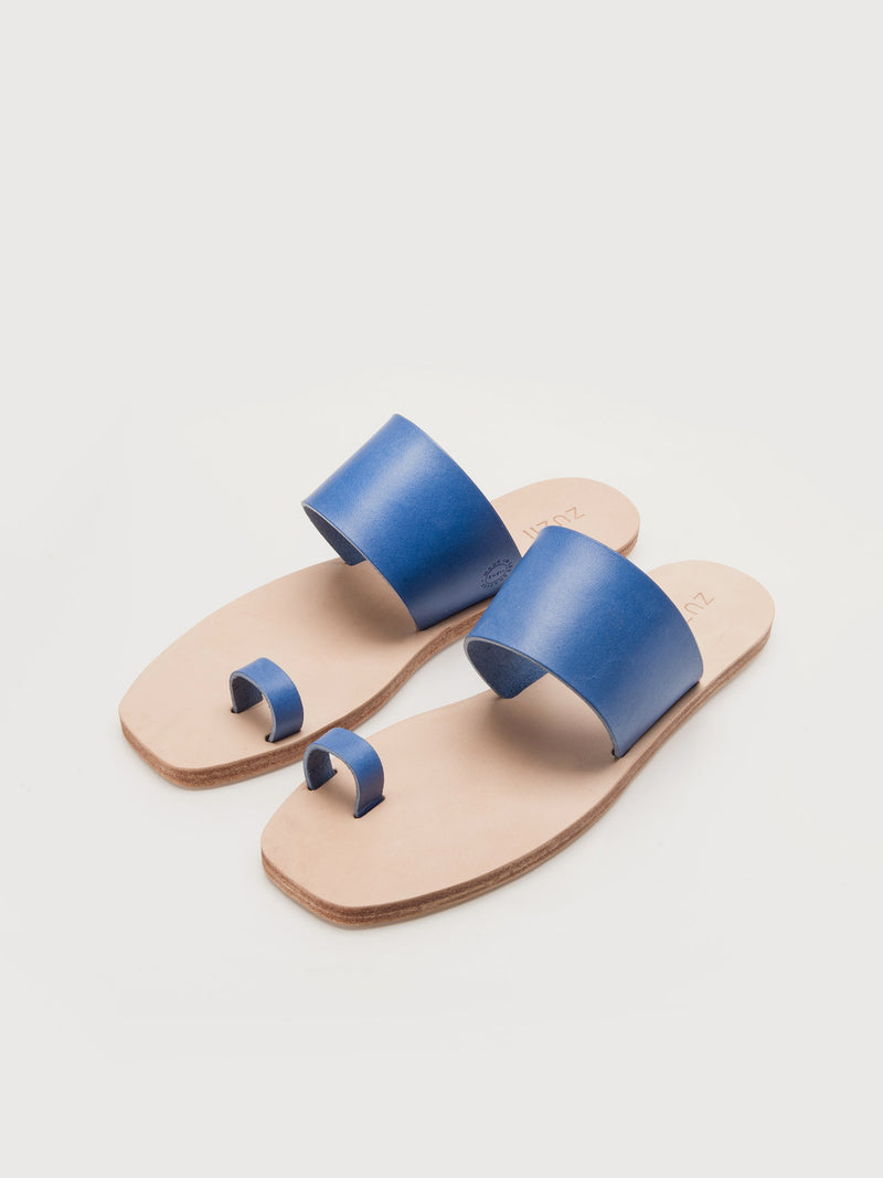 Lennox Sandals Blue - Size 9