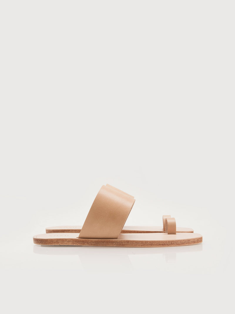 Lennox Sandals - Natural