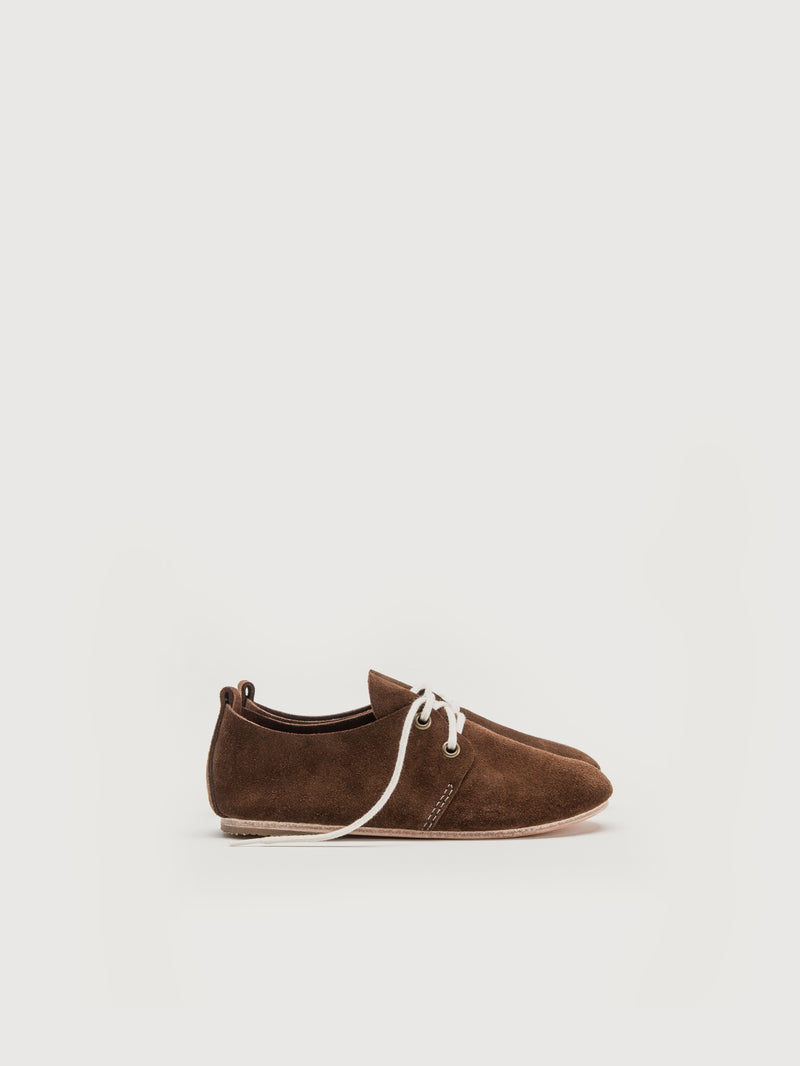 Kids Oxfords Mink - Size 9