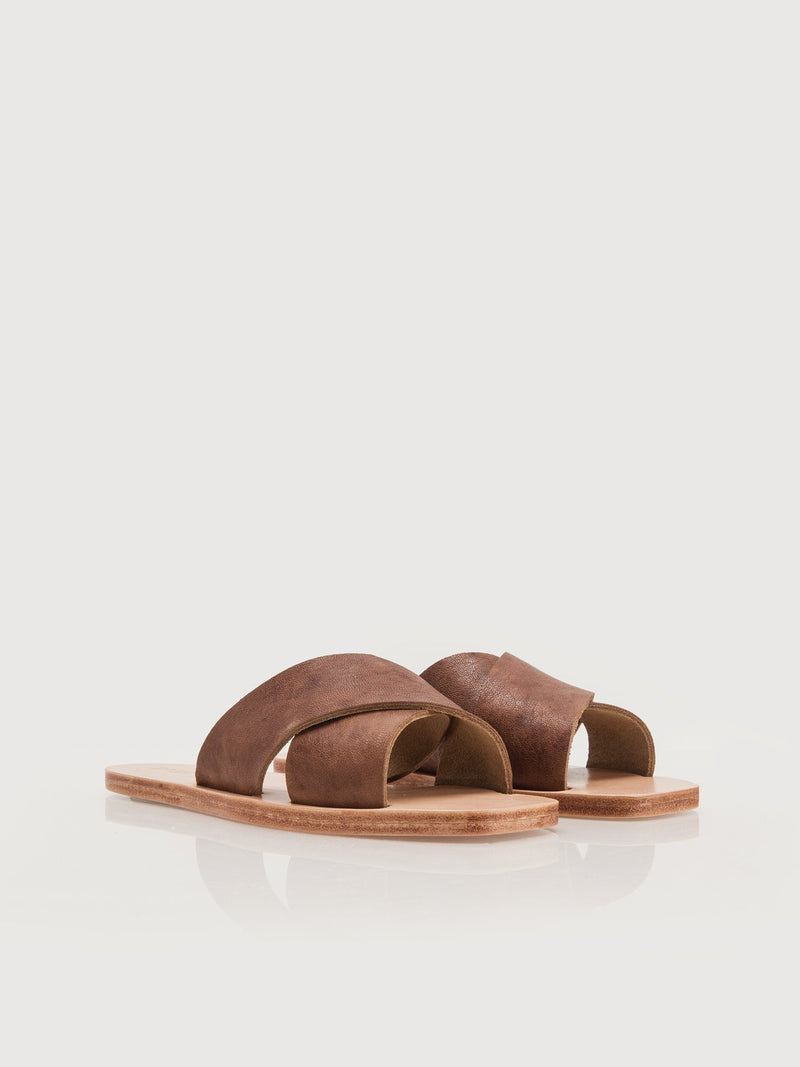 Lyle Sandals Whiskey - Size 7