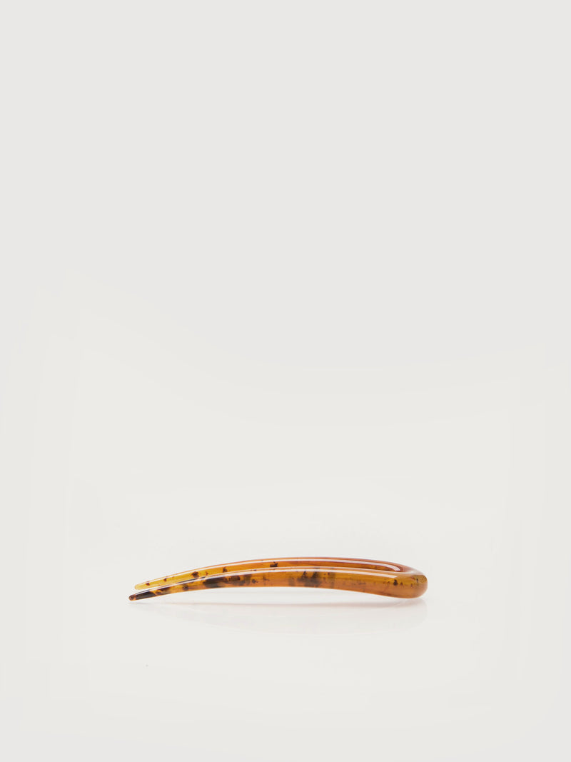 U Hair Pin - Dark Tortoise