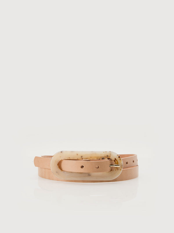 Leather Thin Belt