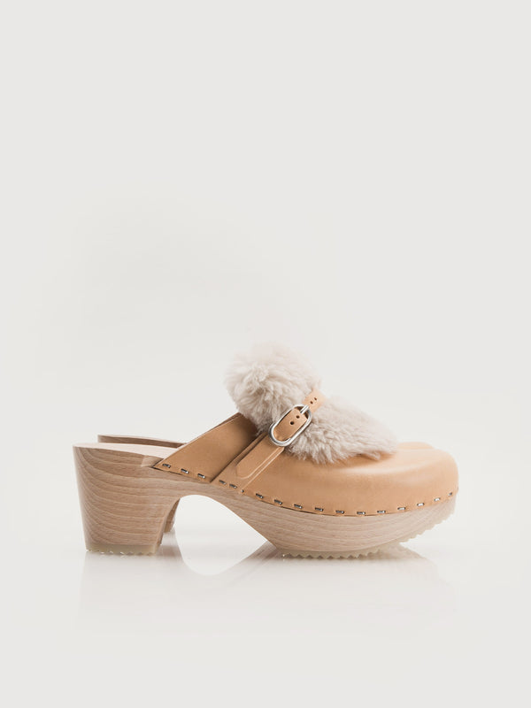 Greer Clogs - Natural