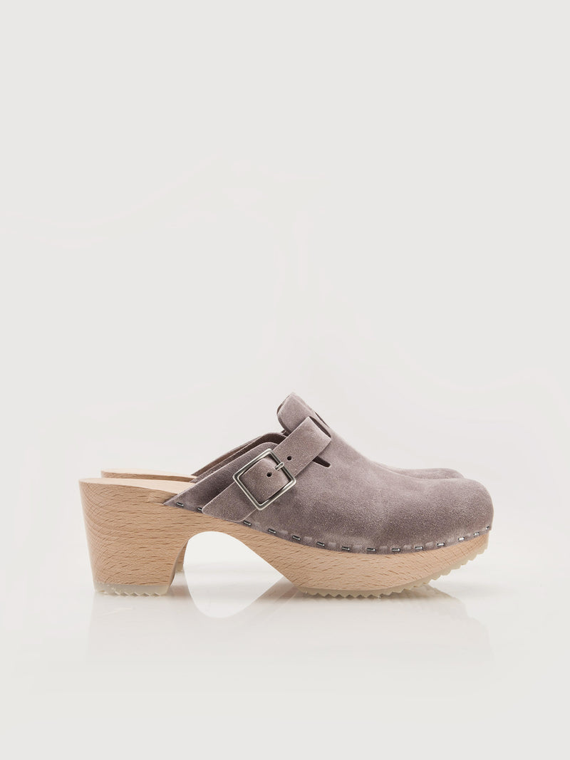 Perry Clogs - Mauve