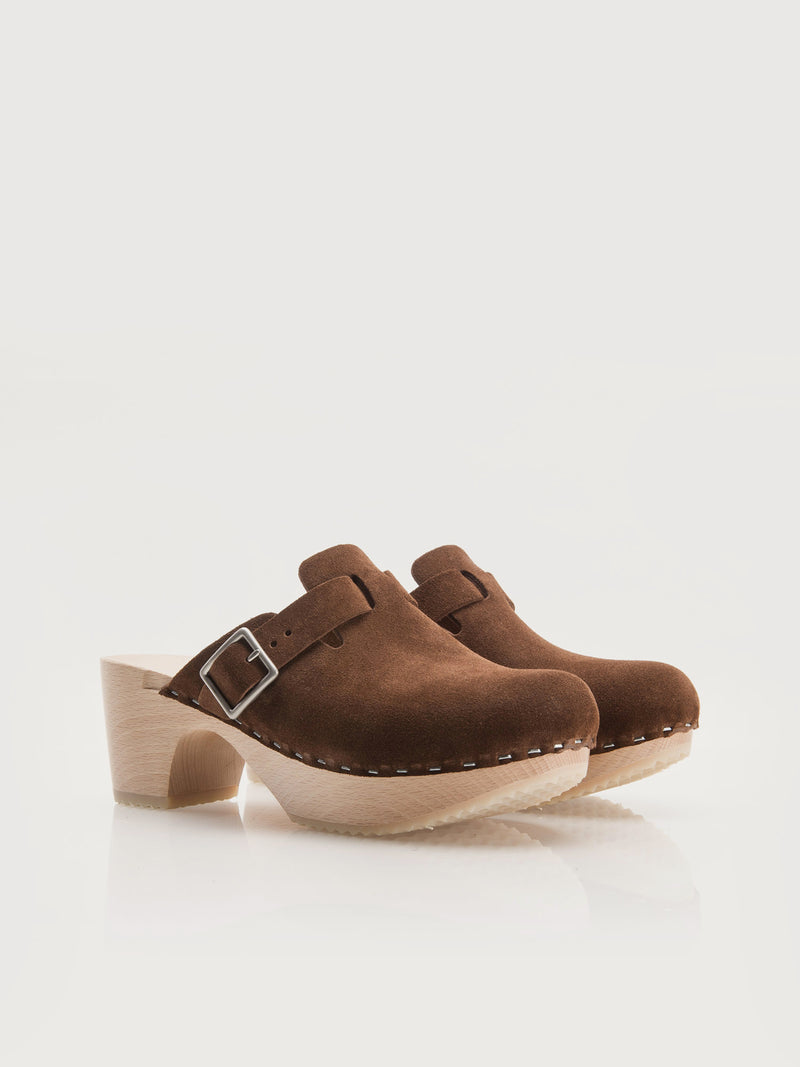 Perry Clogs - Mink