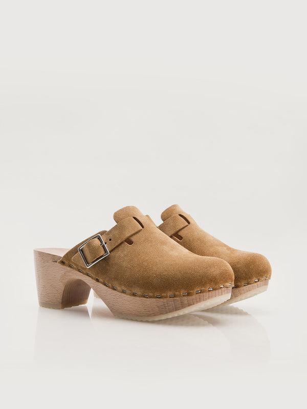 Perry Clogs - Camel