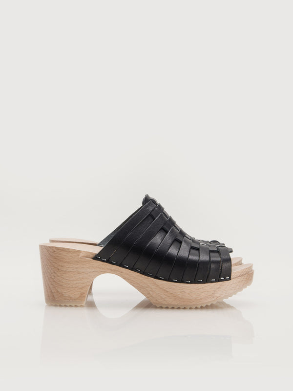 Jude Clogs - Black